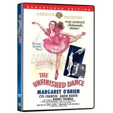 THE UNFINISHED DANCE. Margaret O'Brien (1947). Region free. New DVD.