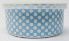 Blue Ceramic Pottery Bowls