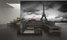 France and Red Car Wall Mural Photo Wallpaper GIANT DECOR Paper Poster Free Past