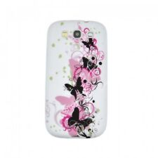 KOLAY Butterflies Case with Screen Protector for the Galaxy S3