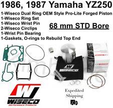 Wiseco 560M06800 68.00 mm 2-Stroke Off-Road Piston