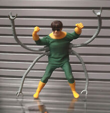 "Marvel Comics SPIDERMAN Ultimate Large Dr Octopus villain 10 "" toy  figure NICE"