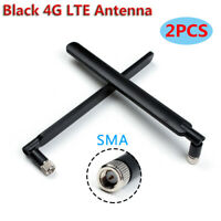 Black 5dBi 4G Antenna with/SMA Male for Huawei B593 E5186 B315 B310 4G LTE Route