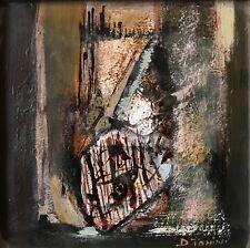 Art Brut Danielle Tonini peinture artiste Maiseillaise