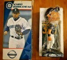 Seattle Mariners Ichiro Retired Limited Edition Bobblehead Nissan Rare 2003