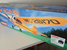 KYOSHO Aeromodello Radiocomandato M24 Piper_J3-Cub Scala 1:10