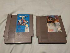 Nintendo NES Game - Paperboy, The Battle of Olympus bundle, Mint Cartridge
