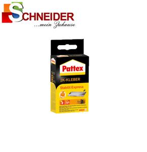 PATTEX Stabilit Express Tube 30g 2K-Kleber 2-Komponenten-Acrylatkleber PSE13