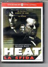 54056 DVD - Al Pacino Robert De Nirro Val Kilmer - Heat; La sfida (sigillato)