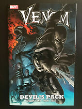 Venom Devil's Pack 1 TPB 2013 Marvel first printing NM Condition Trade Paperback