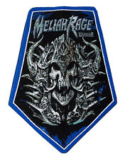MELIAH RAGE Woven Patch WARRIOR ♫ Aufnäher Aufbügler ♫ Boston Power Thrash Metal
