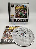 Kotobuki Grand Prix (Sony PlayStation 1, 2003) - PS1 PAL | complete