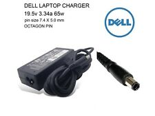 DELL PA21 Inspiron 1545 Laptop Charger 19.5V 3.34A 65W Octagon Pin