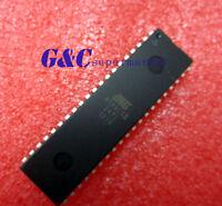 10PCS IC AT89C52-24PC AT89C52-24PI DIP-40  ATMEL NEW