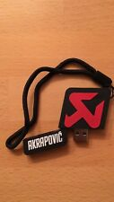 Akrapovic ΑΙΑ 2017 dossier presskit Stick USB
