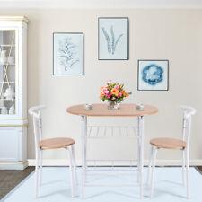 3tlg Essgruppe Tischgruppe Küche Esstisch Set Esszimmergarnitur Küchentischset