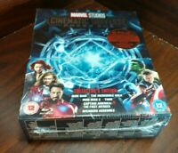Marvel Cinematic Universe Phase 1 (Blu-ray) Collector's Edition-NEW-Free SHIPPIN