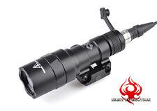 Night Evolution M300B R2 CREE LED Scout Rail Mount Flashlight NE-04024 BK