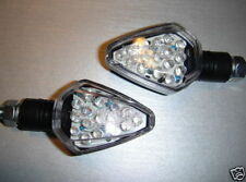 4X LED Mini Turn signal motorcycle SUZUKI GSX-R400,VS400,GS 500 F,RG500,DL650