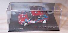 Lancia Delta integrale 16 V Rallye Sanremo 1989 NEW in Case