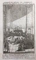 Couvent des Théatins 1791 Quai Voltaire Paris Prêtre Anticlérical Révolution