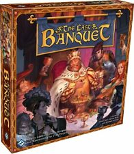 NEW The Last Banquet Party Game Fantasy 6 to 25 Players Kings Queens Free Ship