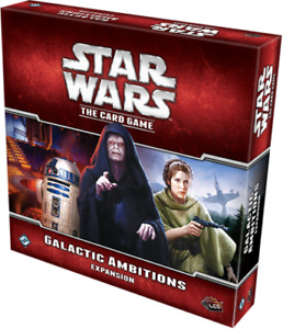 Star Wars The Card Game Galactic Ambitions Expansion LCG