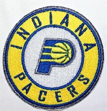 NBA Indiana Pacers  Embroidered patch. - Iron-on - FREE SHIPPING