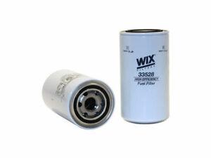 WIX Fuel Filter fits Ford F7000 1983-1987 10.4L V8 71NFGN