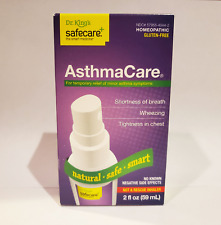 Dr. Kings Asthma Care (Homeopathic) Spray 2 Fl. Oz.(59ml) - Free Shipping - New!