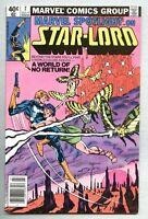 Marvel Spotlight #7-1980 vf- Star-Lord Frank Miller / 8th StarLord appearance