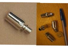 1 rotule chromé 360 degrés réglable pas 10 x 1 mm lampe lustre applique guariche