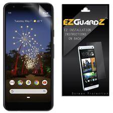 5X EZguardz Anti-Scratch Screen Protector Cover HD 5X For Google Pixel 3a XL