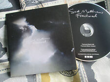 Scott Matthews ‎– Fractured San Remo ‎– SCOTTPROMO3 UK Promo CD Single