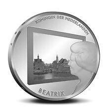 """Nederland 5 euro """"Schilderkunst vijfje"""" 2011 UNC Commemorative,zo uit de rol"""