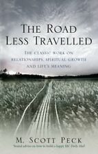 The Road Less Travelled: A New Psychology of Love... by Peck, M. Scott Paperback