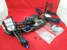 TRAXXAS 16.8v SUMMIT  4x4  PRE ROLLER ROLLING CHASSIS 4WD BRUSHED w/ servos