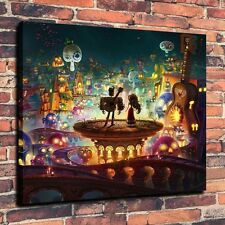 The Book of Life Art Print Oil Painting on Canvas Home Decor (Unframed)