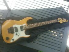 More details for washburn mg42 electric strat guitar. humbuckers. fresh strings of your choice!
