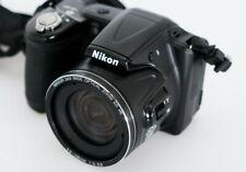 Nikon Coolpix L830 Digitalkamera 16 MP Megapixel schwarz