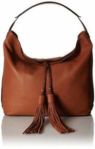 Rebecca Minkoff Isobel Leather Hobo Almond NWD