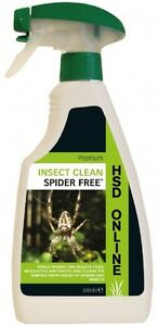 SPIDERS SPIDER INSECT REPELLER REPELLENT HOME PROTECTION SPRAY DETER DETERRENT