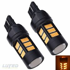 LUYED 2 x Extremely Bright 7440 7441 7443 7444 992 Led Bulb,Amber