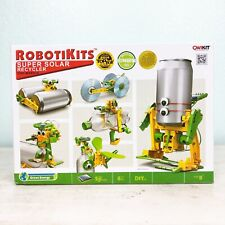 RobotKits Super Solar Recycler OWI-MSK616 new toy 6-in-1 kit DIY