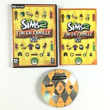 Game The Sims 2 Fun in Family / Kit On PC