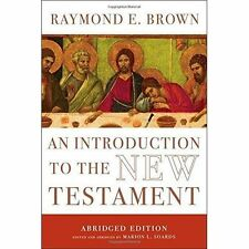 An Introduction to the New Testament: The Abridged Edition (The Anchor Yale Bibl