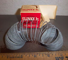 vintage Slinky Jr in original Box, has been used but works fine still, fun item