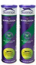 BRAND NEW Wimbledon Slazenger Tennis Balls - 8 Balls - All Surfaces
