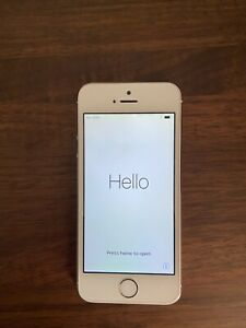 Apple iPhone 5s - 16GB - Silver (Metro) A1533 (GSM)