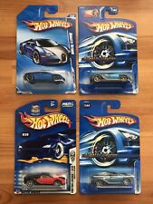 Hot Wheels First Editions FTE Hot Auction Bugatti Veyron Lot (4)